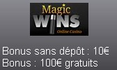 Magic wins Belgique